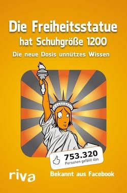 Die Freiheitsstatue hat Schuhgröße 1200 von Pulpmedia