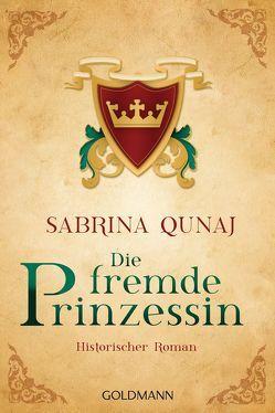 Die fremde Prinzessin von Qunaj,  Sabrina