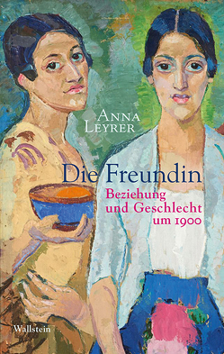 Die Freundin von Leyrer,  Anna