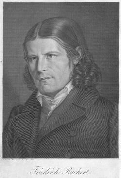 Die Friedrich-Rückert-Autographen im Stadtarchiv Schweinfurt von Rückert,  Friedrich
