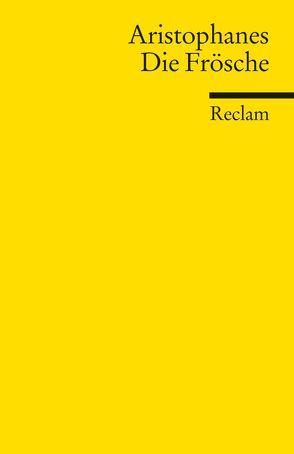 Die Frösche von Aristophanes, Holzberg,  Niklas