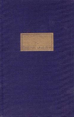 Die Fruchtbare Dunkelheit von Huebner,  Friedrich M