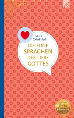 Die fünf Sprachen der Liebe Gottes von Chapman,  Gary
