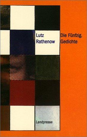 Die Fünfzig von Rathenow,  Lutz