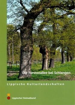 Die Fürstenallee bei Schlangen von Fischer,  Annette