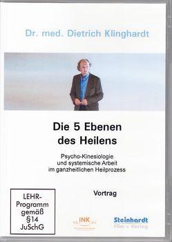 Die fünf Ebenen des Heilens von Klinghardt,  Dietrich