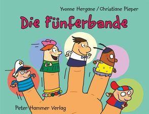 Die Fünferbande von Hergane,  Yvonne, Pieper,  Christiane