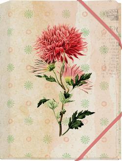Die Gärten der Künstler Mini-Sammelmappe – Motiv Dahlie