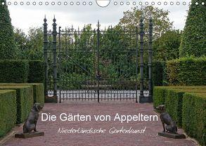 Die Gärten von Appeltern (Wandkalender 2018 DIN A4 quer) von Nitzold-Briele,  Gudrun