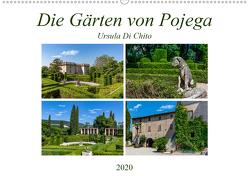 Die Gärten von Pojega (Wandkalender 2020 DIN A2 quer) von Di Chito,  Ursula
