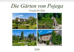 Die Gärten von Pojega (Wandkalender 2020 DIN A3 quer) von Di Chito,  Ursula