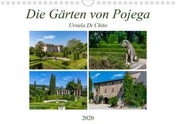Die Gärten von Pojega (Wandkalender 2020 DIN A4 quer) von Di Chito,  Ursula