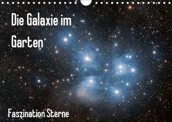 Die Galaxie im Garten (Wandkalender 2019 DIN A4 quer) von Bund,  Matthias