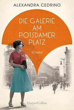 Die Galerie am Potsdamer Platz von Cedrino,  Alexandra