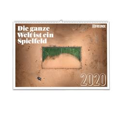 Die ganze Welt ist ein Spielfeld 2020