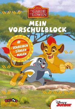 Die Garde der Löwen – Mein Vorschulblock von Disney