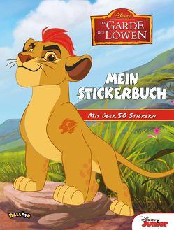 Die Garde der Löwen – Mein Stickerbuch von Disney