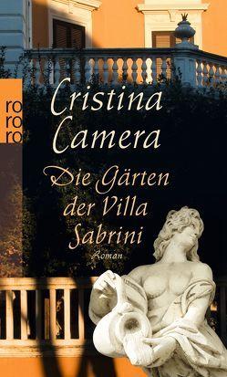 Die Gärten der Villa Sabrini von Camera,  Cristina