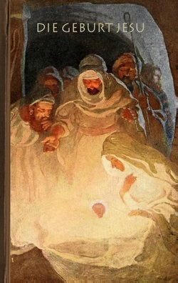 Die Geburt Jesu (Notizbuch Jesus) von Rettburg,  Alexander