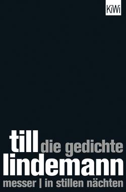 Die Gedichte von Lindemann,  Till