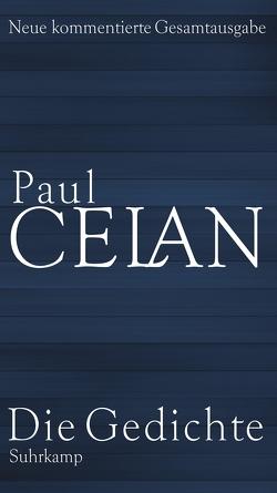 Die Gedichte von Celan,  Paul, Wiedemann,  Barbara