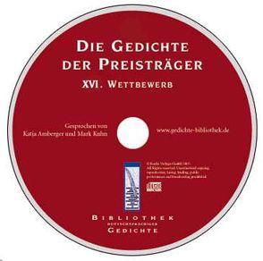 Die Gedichte der Preisträger – XVI. Wettbewerb