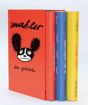 die gedichte von Mahler,  Nicolas