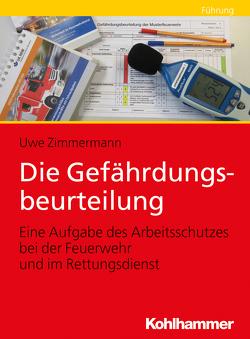 Die Gefährdungsbeurteilung von Zimmermann,  Uwe