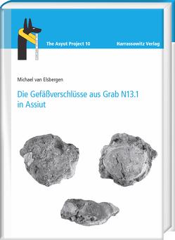 Die Gefäßverschlüsse aus Grab N13.1 in Assiut von Van Elsbergen,  Michael