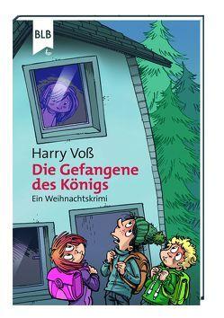 Die Gefangene des Königs von Voß,  Harry