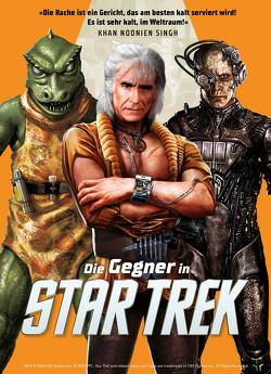 Die Gegner in Star Trek von Diverse