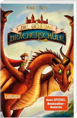 Die geheime Drachenschule 1: Die geheime Drachenschule von Nöldner,  Pascal, Skye,  Emily