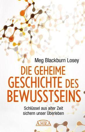 Die geheime Geschichte des Bewusstseins. von Blackburn Losey,  Meg