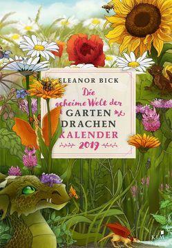 Die geheime Welt der Gartendrachen von Bick,  Eleanor