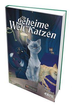 Die geheime Welt der Katzen von Bellingham,  Richard