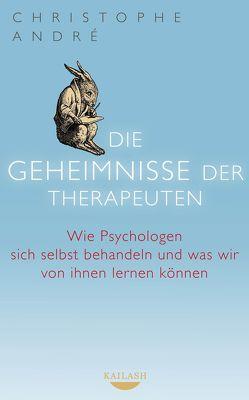 Die Geheimnisse der Therapeuten von André,  Christophe, Randow-Tesch,  Margarethe