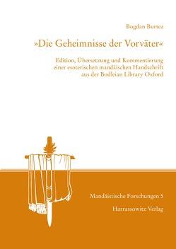 """""""Die Geheimnisse der Vorväter"""" von Burtea,  Bogdan"""