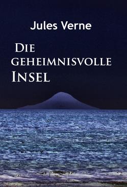 Die geheimnisvolle Insel von Verne,  Jules