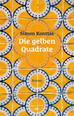 Die gelben Quadrate von Konttas,  Simon