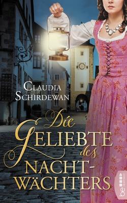 Die Geliebte des Nachtwächters von Schirdewan,  Claudia