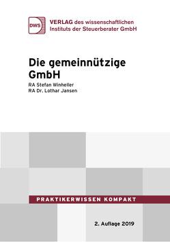 Die gemeinnützige GmbH von Dr. Jansen,  Lothar, Winheller,  Stefan