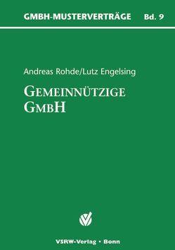 Die gemeinnützige GmbH von Engelsing,  Lutz, Rohde,  Andreas