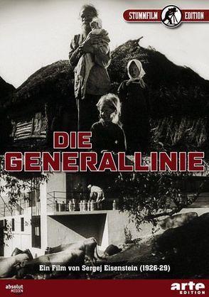 Die Generallinie von Eisenstein,  Sergej