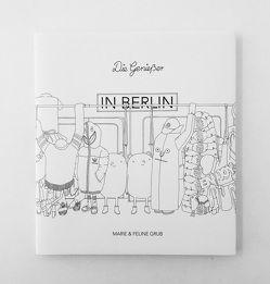 die Genießer in Berlin von Grub,  Marie und Feline