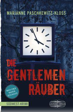 Die Gentlemen-Räuber von Paschkewitz-Kloß,  Marianne