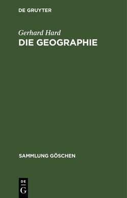 Die Geographie von Hard,  Gerhard