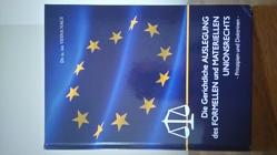 Die Gerichtliche Auslegung des Formellen und Materiellen Unionsrechts von Nagy,  Vesna