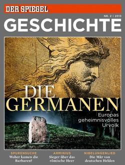 Die Germanen von Rudolf Augstein (1923–2002), SPIEGEL-Verlag Rudolf Augstein GmbH & Co. KG