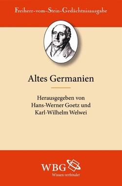 Die Germanen in der Völkerwanderungszeit von Goetz,  Hans-Werner, Patzold,  Steffen, Welwei,  Karl-Wilhelm