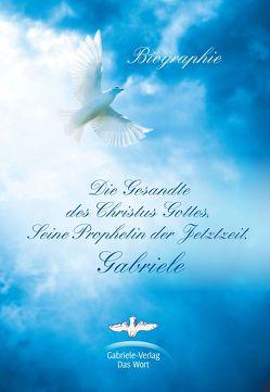 Die Gesandte des Christus Gottes, Seine Prophetin der Jetztzeit, Gabriele von Holzbauer,  Matthias